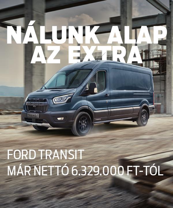 Transit Van Trend