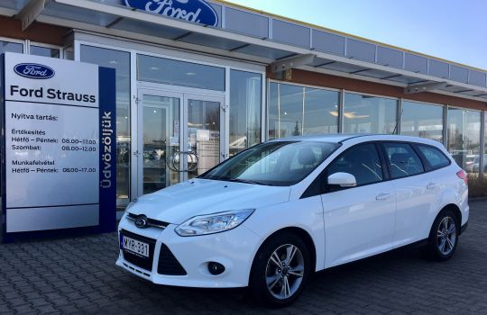 Ford Focus Technology 1.0L EcoBoost 125LE M6 Kombi