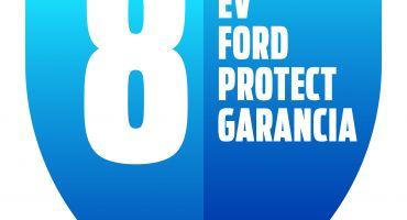 8 év Ford Protect garancia