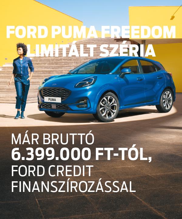 Puma Freedom