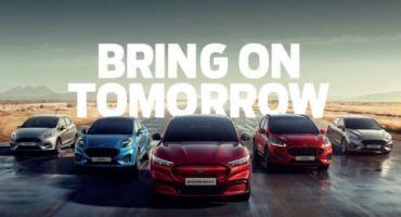 Új irány, új Ford modellek 2020-ban
