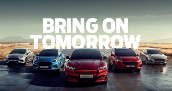 Bring on tomorrow