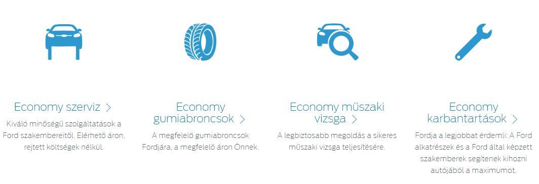 Economy szervíz 5+
